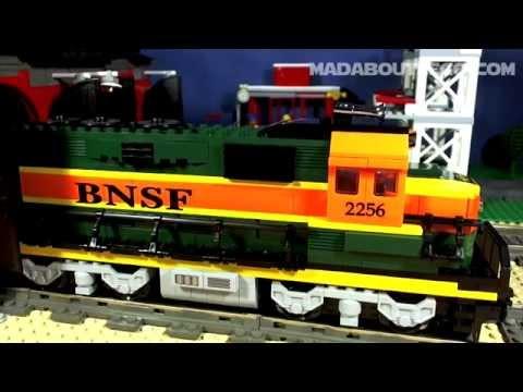 LEGO Burlington Northern Santa Fe 10133