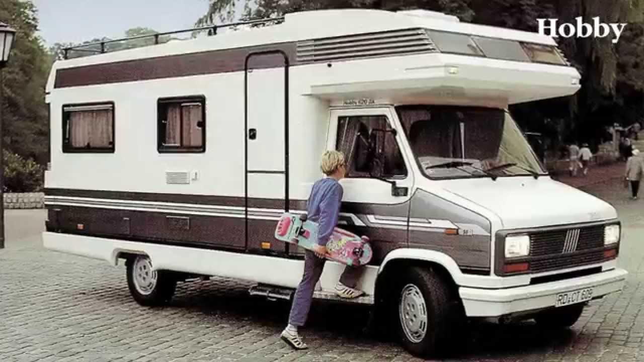 8f36a69f839 30 Jahre Hobby Reisemobile - YouTube