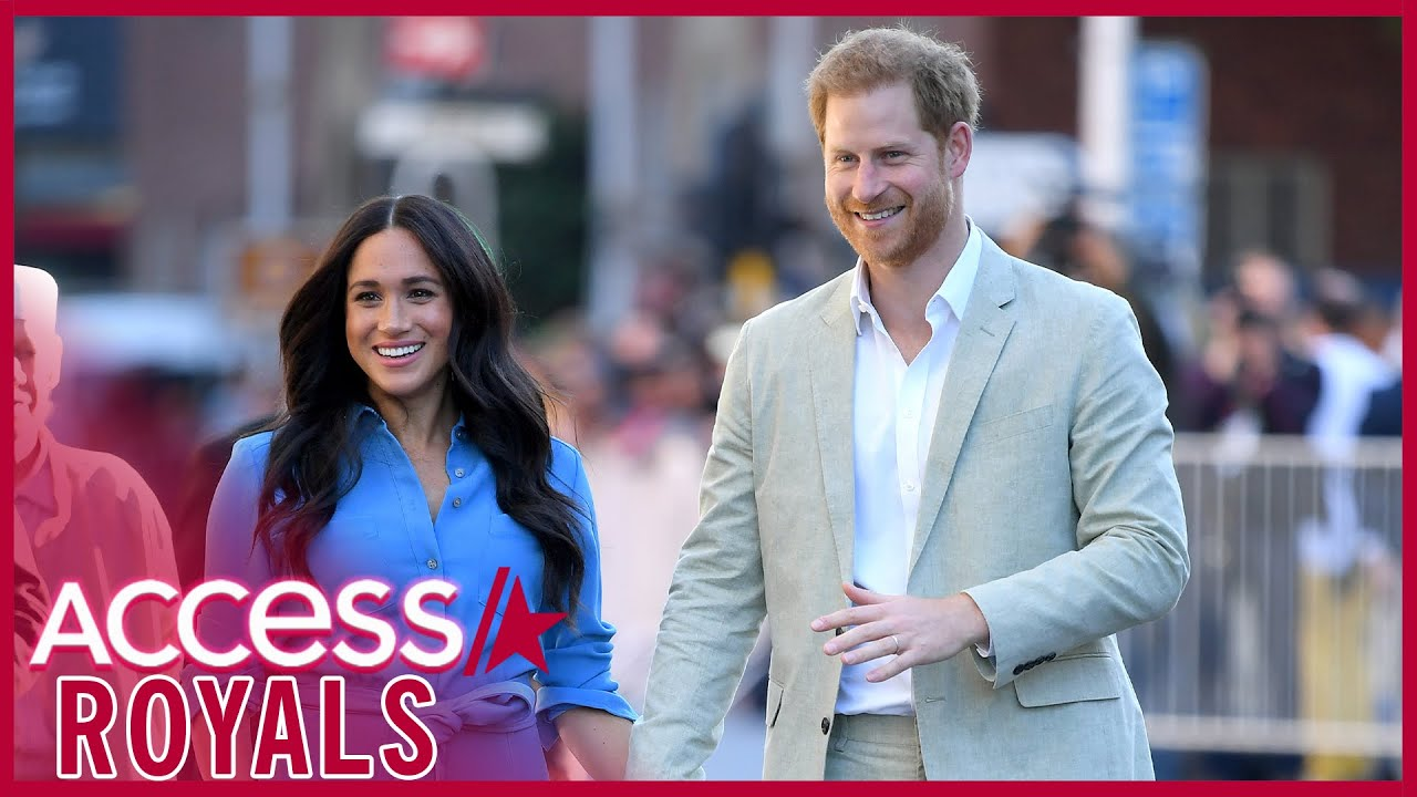 Baby Lilibet & Archie Can Inherit Royal Titles Once Charles Becomes King
