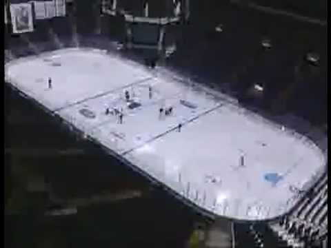 Making Ice at Scottrade Center