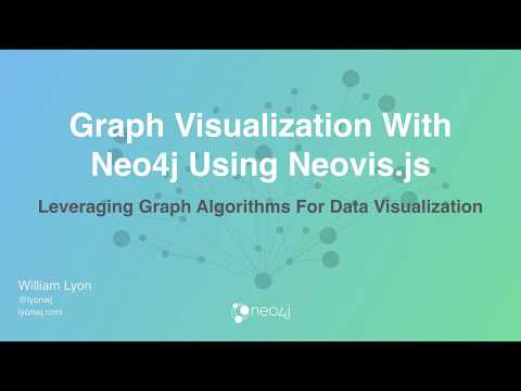 Screencast: Graph Visualization With Neo4j Using Neovis.js thumbnail