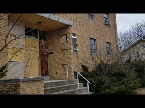 Abandoned Exploration Saint Agnes Catholic Church in Dayton, Ohio (Another School Building) Video 3