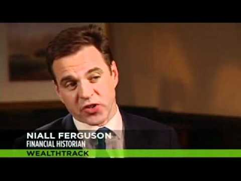 Niall Ferguson: Shift of Economic power from West to East
