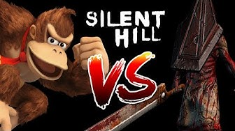 Silent Hill Except It's Donkey Kong Country