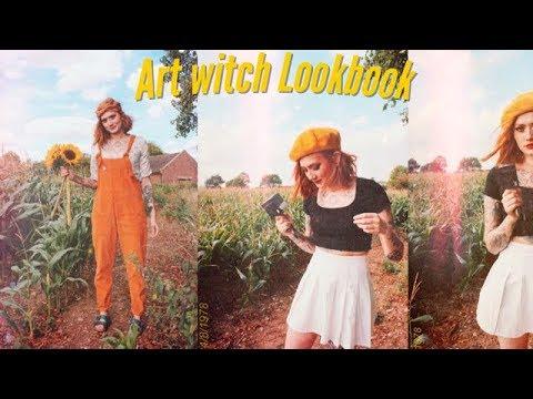Art Witch  || Late Summer Lookbook ????