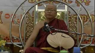 PAKOKU LAY YIN KUN SAYADAW U ZAWTIKA FIRST DAY DHMMA TALK LIVE WEBCAST(22.10.14)
