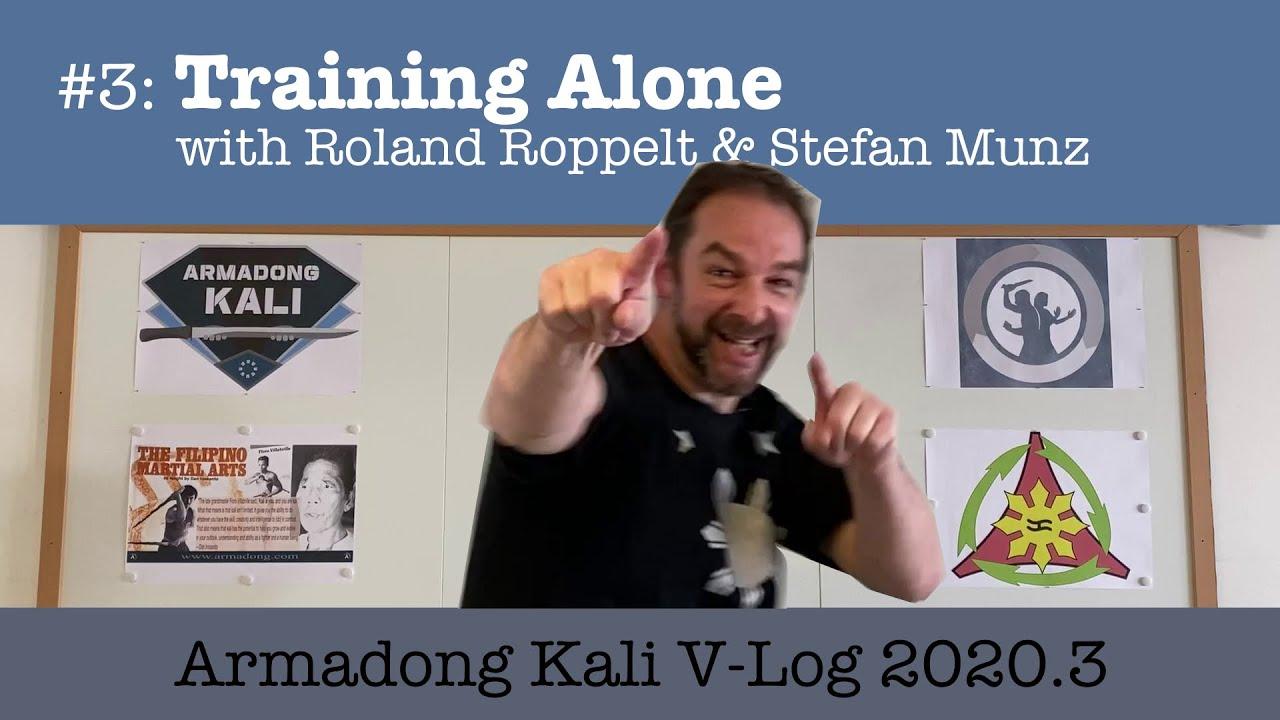 V-Log 20.3: Training Alone