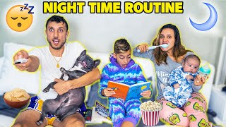 Our NIGHT TIME ROUTINE at the ROYALTY PALACE!! | The Royalty Family