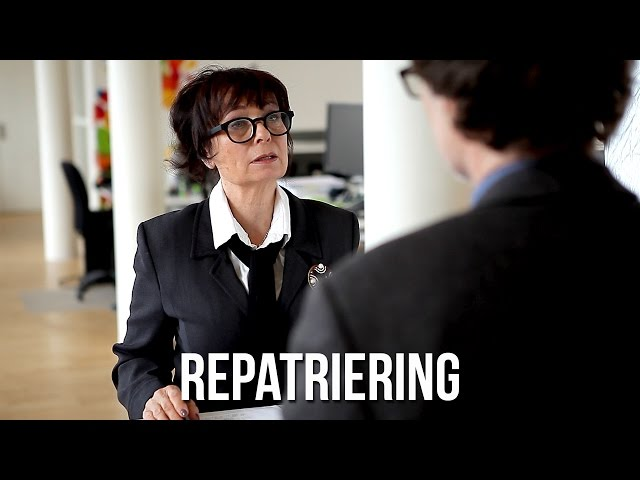 Repatriering