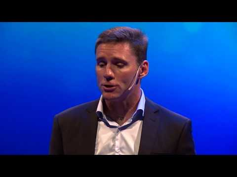 Africa's bright future | Guy Lundy | TEDxArendal