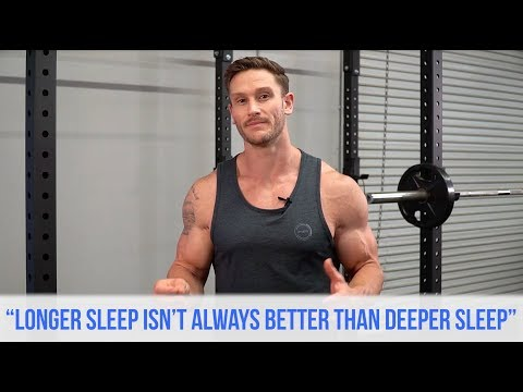 How many hours of sleep workout without waking up