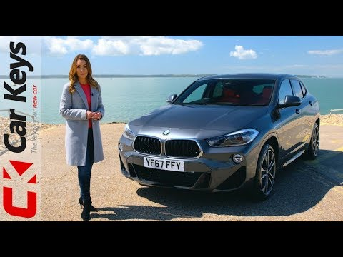 BMW X2 2018 Review  - Car Keys