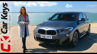 2018 BMW X2 Review  - Car Keys