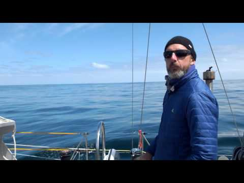 Dutch Harbor - Puerto Montt, Funny comment after 2 months at sea
