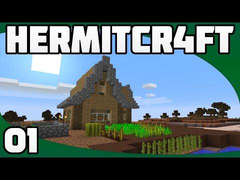 Hermitcraft 4 - Ep. 1: Kingdomhermitcraft!