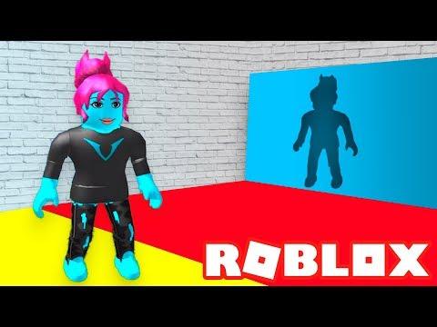 ПОБЕГ ОТ СТЕНЫ в ROBLOX игры для детей про приключения в Роблокс