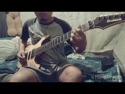 Hesus Maghari Ka-Kolariah-Guitar Cover By Ellizar Licayan