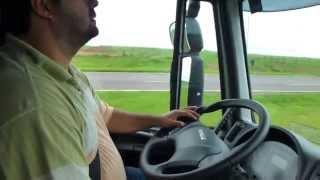 IVECO 240E28 test drive e impressões