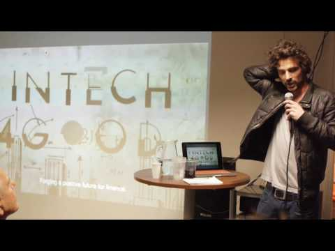 Brett Scott - Blockchain Technology