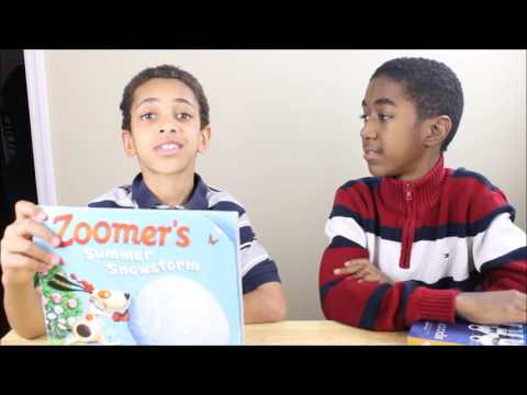 The Book Brothers Book Reviews for Kids