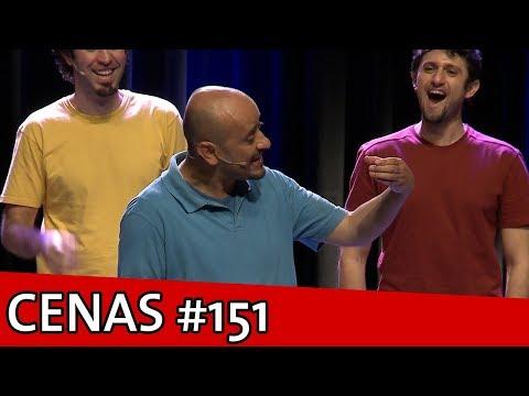 IMPROVÁVEL - CENAS IMPROVÁVEIS #151
