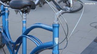 """""""На работу на велосипеде"""" отправились сегодня многие сотрудники градообразующих предприятий"""