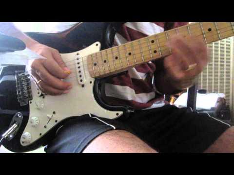 How to play Doo Doo Doo Doo (Heartbreaker)  - Rolling Stones Guitar Solo
