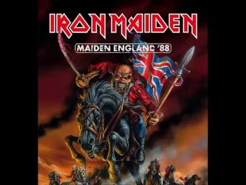 Iron Maiden - Moonchild - Maiden England `88 mp3