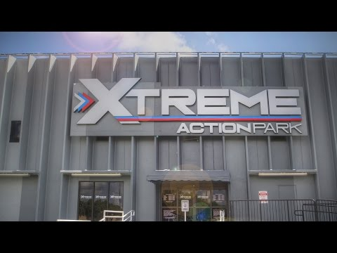 Xtreme Action Park - the Largest Entertainment Venue in South Florida