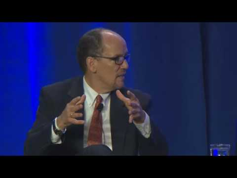 2015 Annual Conference| An Interview with Secretary Thomas Perez, U.S. Department of Labor