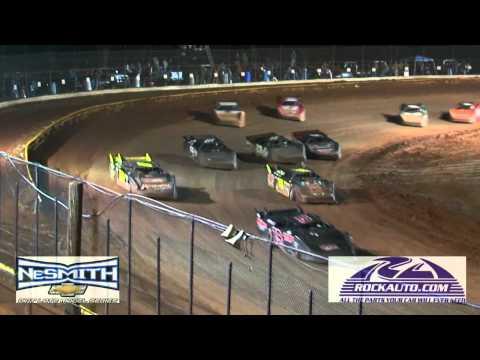 NeSmith Dirt Late Models Race 3, Golden Isles Speedway