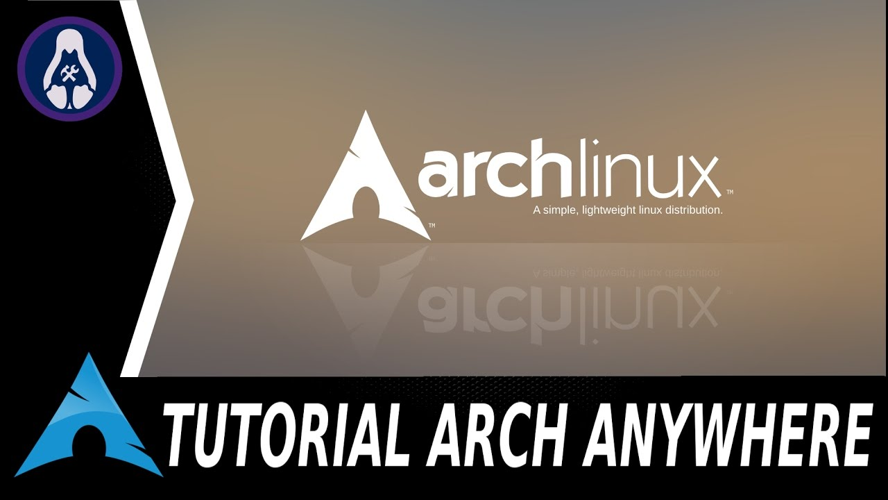 Instalando ArchLinux facilmente com Anarchy | Tutorial Linux