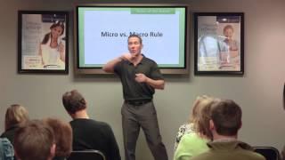 Diet Tips: Micro Vs Macro Nutrition Rule