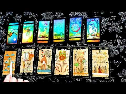 Aquarius Tarot Cards May June 2019 The universe will take care of you in the best way possible!