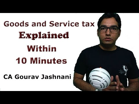 Goods and service tax / What is GST / All you want to know about GST