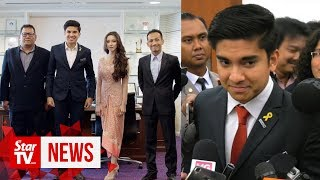 Syed Saddiq: Gossip and slander are inseparable in the world  of politics