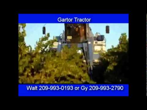 Garton Tractor & Grape Harvesters