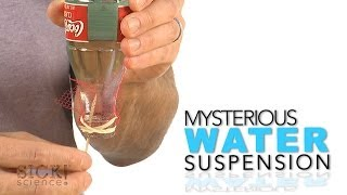 Mysterious Water Suspension - Sick Science! #172