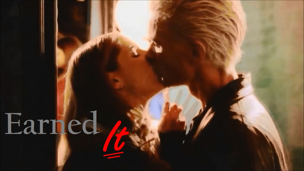 when does spike and buffy start dating