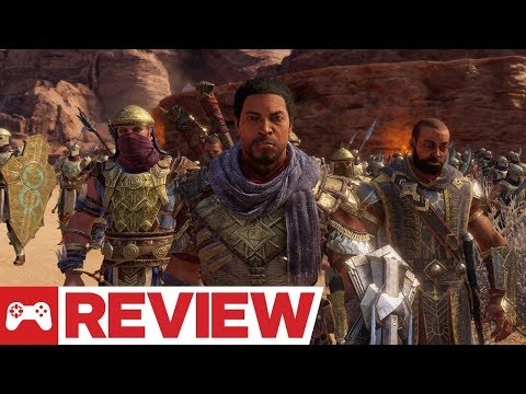 Middle-earth: Shadow of War - The Desolation of Mordor DLC Review