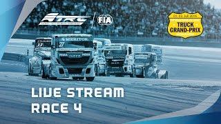 FIA European Truck Racing Championship Round 4 - Race 4 LIVE