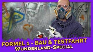 FORMEL 1: VOM BAU BIS ZUR TESTFAHRT - Wunderland Special