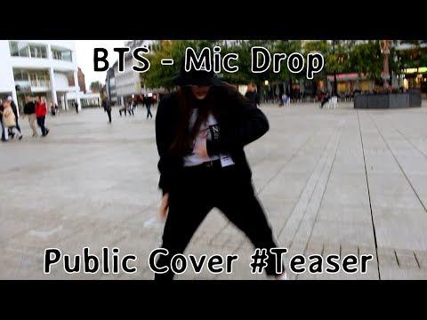 BTS - Mic Drop /KPOP Cover in Public Teaser
