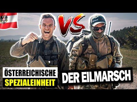 1 TAG BEIM JAGDKOMMANDO - Der Eilmarsch   TEIL 3/3