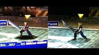 "Final Fantasy VII HD Remix/""Remake"" Bootleg Mod Package [1080p]"