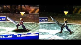 "Final Fantasy VII HD Remix/""Remake"" Bootleg Mod Package [1080p]"