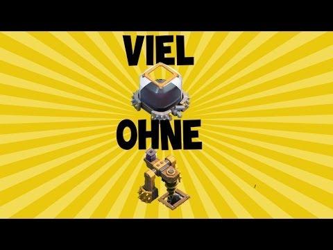 VIEL Dunkles Elixier ohne Bohrer? - Clash Of Clans [GERMAN/HD]