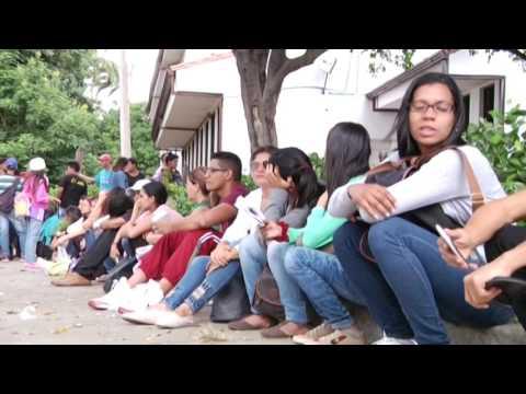 No paran de llegar venezolanos a la frontera con Colombia en Cúcuta
