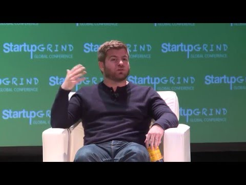 Marco Zappacosta ThumbTack and Bryan Schreier (Sequoia Capital) at Startup Grind Global 2016