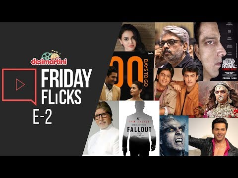 Friday Flicks: Episode - 2 || Bollywood's Weekly Roundup, Movie Review, Gossip, Much More